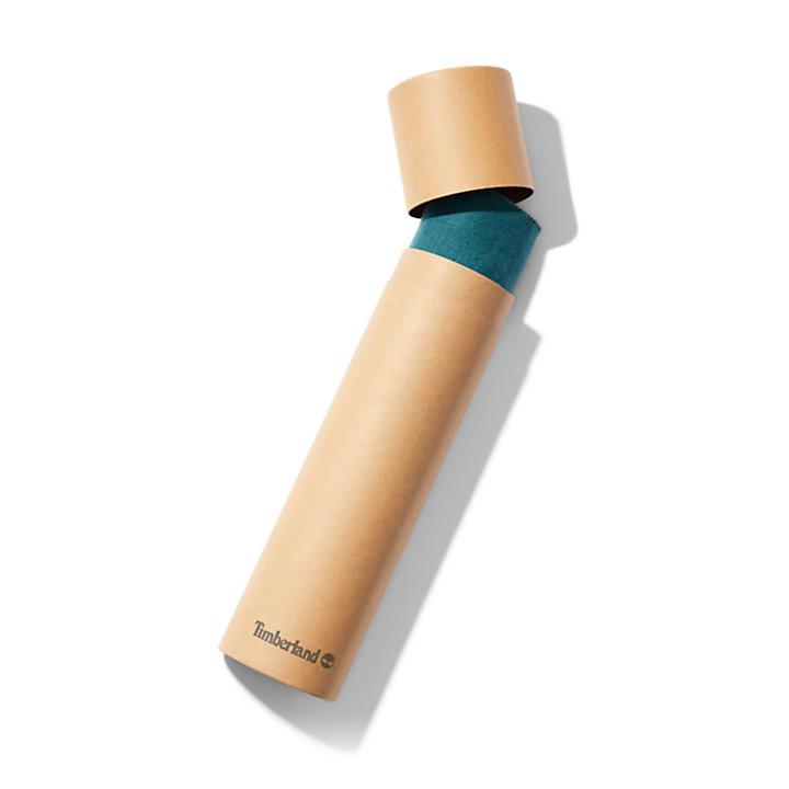 Bufanda en Caja de Regalo para Hombre en verde-