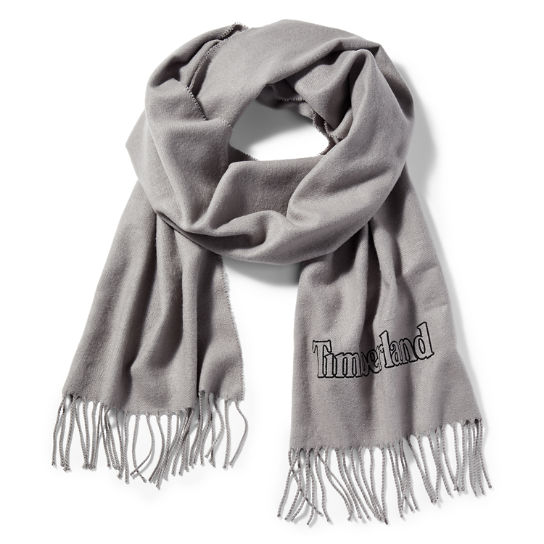 Scarf Gift Box for Men in Light Grey | Timberland