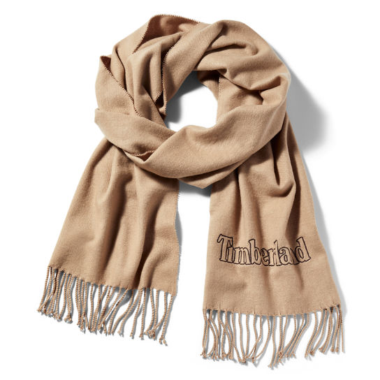 Scarf Gift Box for Men in Beige | Timberland