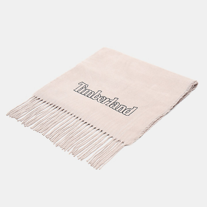 Coffret cadeaux écharpe pour homme gris-