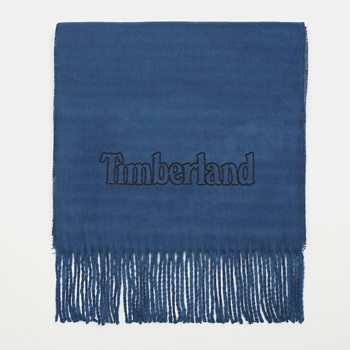 Scarf Gift Box for Men in Blue-
