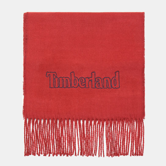 Scarf Gift Box for Men in Burgundy | Timberland