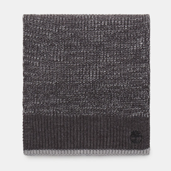 Farview Hill Colourblock Scarf for Men in Grey | Timberland