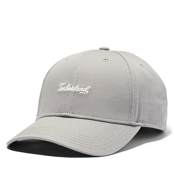 Gorra de Béisbol con Logo Timberland® para Hombre en gris-