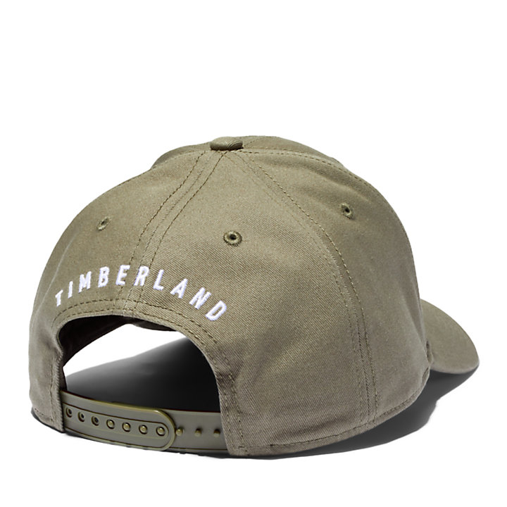 3D TBL Baseball Cap for Men in Green-
