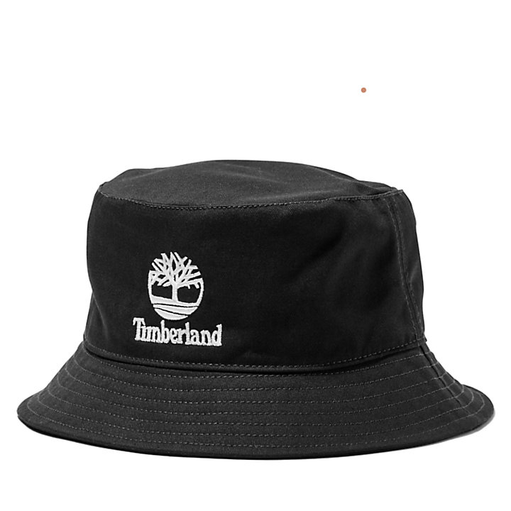 Bucket Hat in Black-