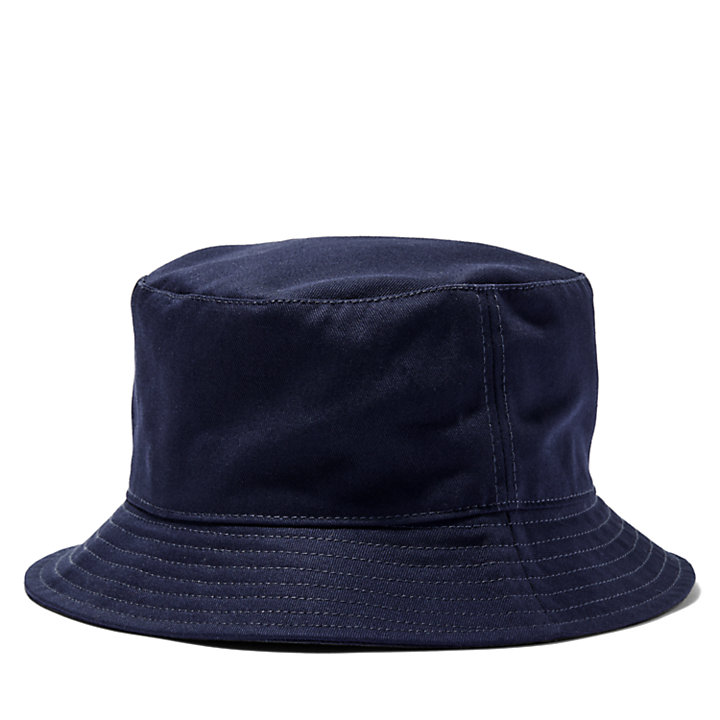 Bucket Hat in Navy-