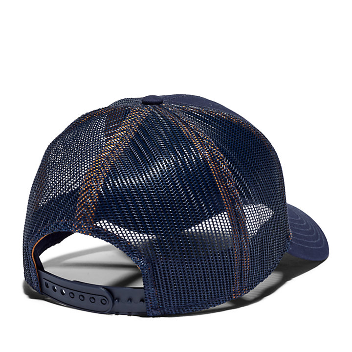 Gorra para Hombre en azul marino-