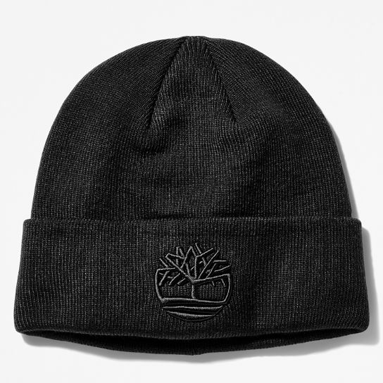 Newington Embroidered Beanie for Men in Black | Timberland
