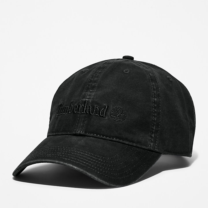 Cooper Hill Baseball Cap for Men in Black-