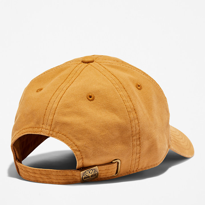 Cooper Hill Baseball Cap for Men in Yellow-