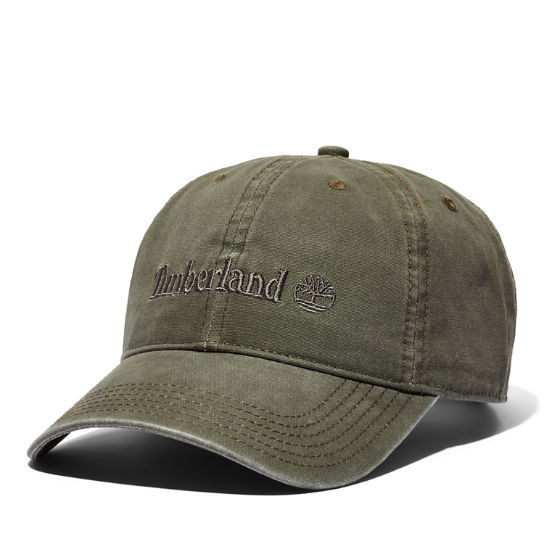 Cooper Hill Baseball Cap for Men in Green | Timberland