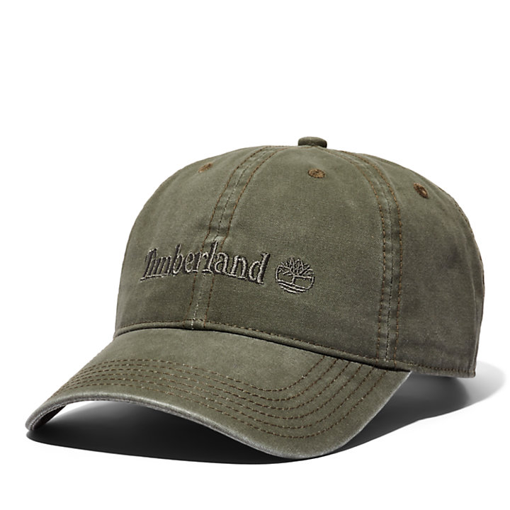 Cooper Hill Baseball Cap for Men in Green-