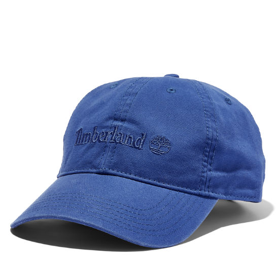 Cooper Hill Baseball Cap for Men in Blue | Timberland