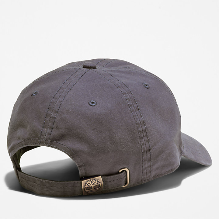 Cooper Hill Baseball Cap for Men in Grey-