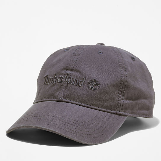Cooper Hill Baseball Cap for Men in Grey | Timberland
