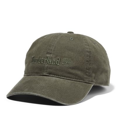 Cooper+Hill+Baseball+Cap+for+Men+in+Dark+Green