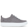 Steeple Grey Snake Suede