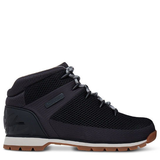 Euro Sprint Fabric Boot negro hombre | Timberland