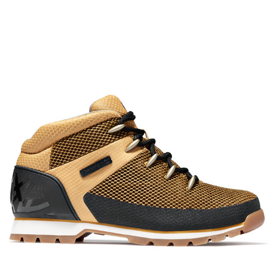 Euro Sprint Fabric Boot Heren Geel | Timberland