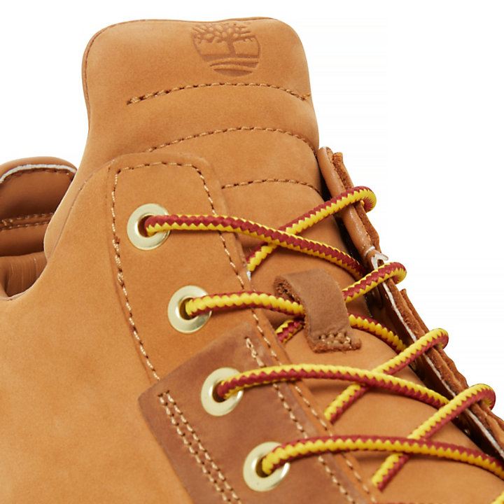 Amherst High-Top Chukka Herrenstiefel in Gelb-