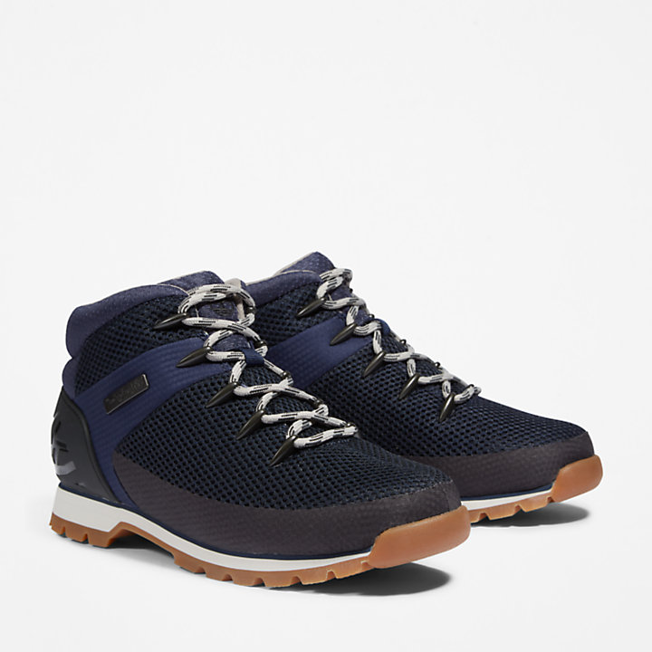 Euro Sprint Fabric Boot Heren Marineblauw-