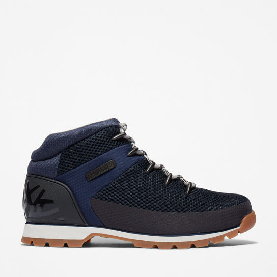 Men's Euro Sprint Fabric Boot Navy | Timberland