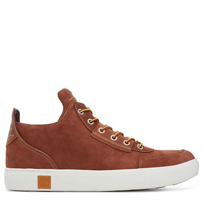 Amherst+High+Top+Chukka+hombre+Marr%C3%B3n+envejecido
