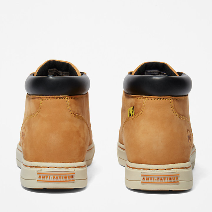 Men's Pro Disruptor Worker Chukka Yellow-