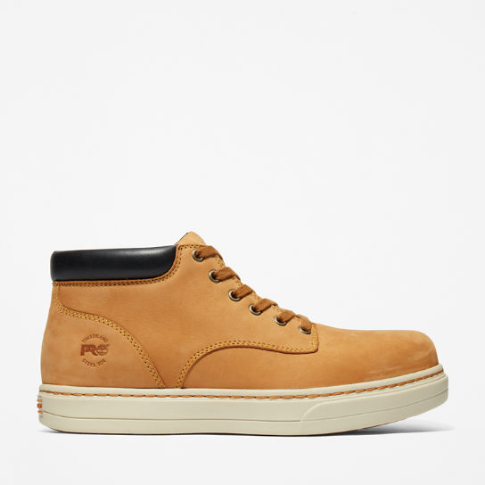 Men's Pro Disruptor Worker Chukka Yellow | Timberland