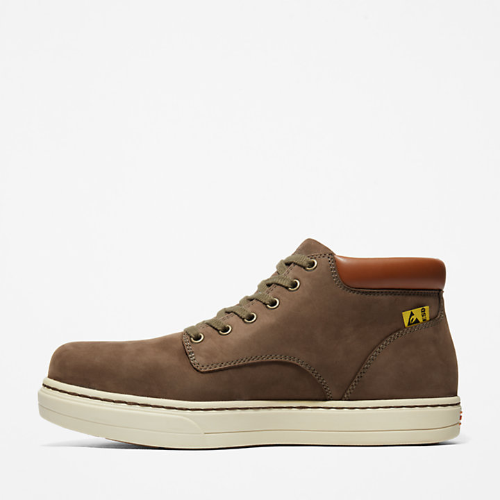 Men's Pro Disruptor Worker Chukka Brown-
