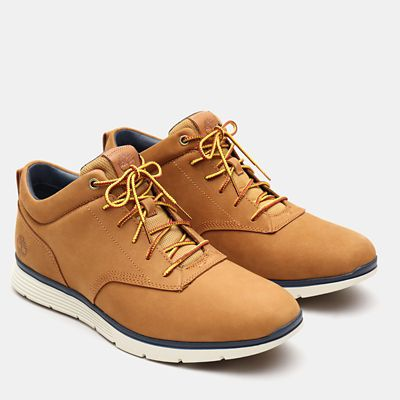 Killington+Half+Cab+Chukka+for+Men+in+Light+Brown