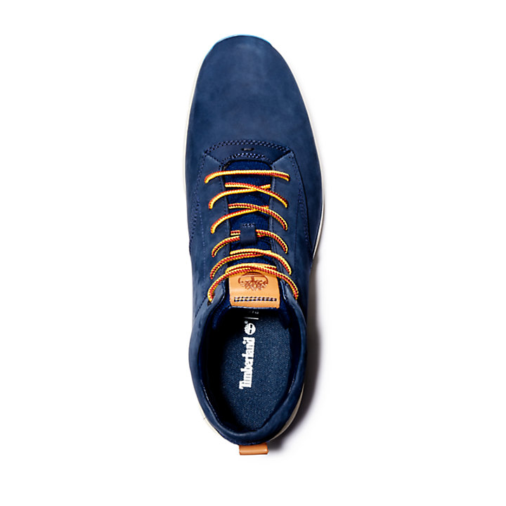 Killington Half Cab Chukka for Men in Navy-