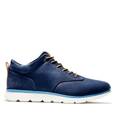 Chukka+da+Uomo+Killington+Low+Blu+Marino