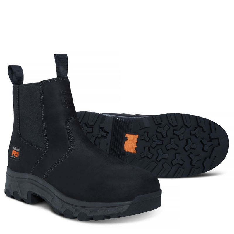 Timberland - pro workstead chelsea boot - 3
