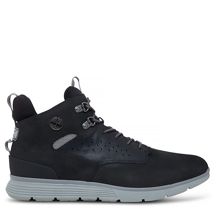 Killington Hiker Chukka in Black-