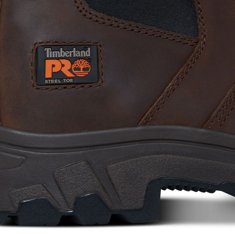 Timberland - pro workstead chelsea boot - 7