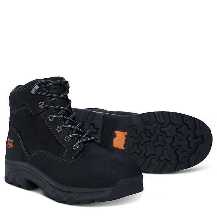 Herren Pro Workstead Shoe Schwarz-