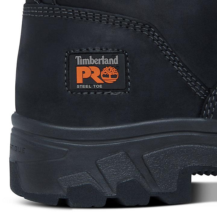 Pro Workstead Shoe negro hombre-