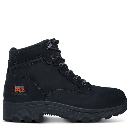 Pro Workstead Shoe Nero Uomo | Timberland