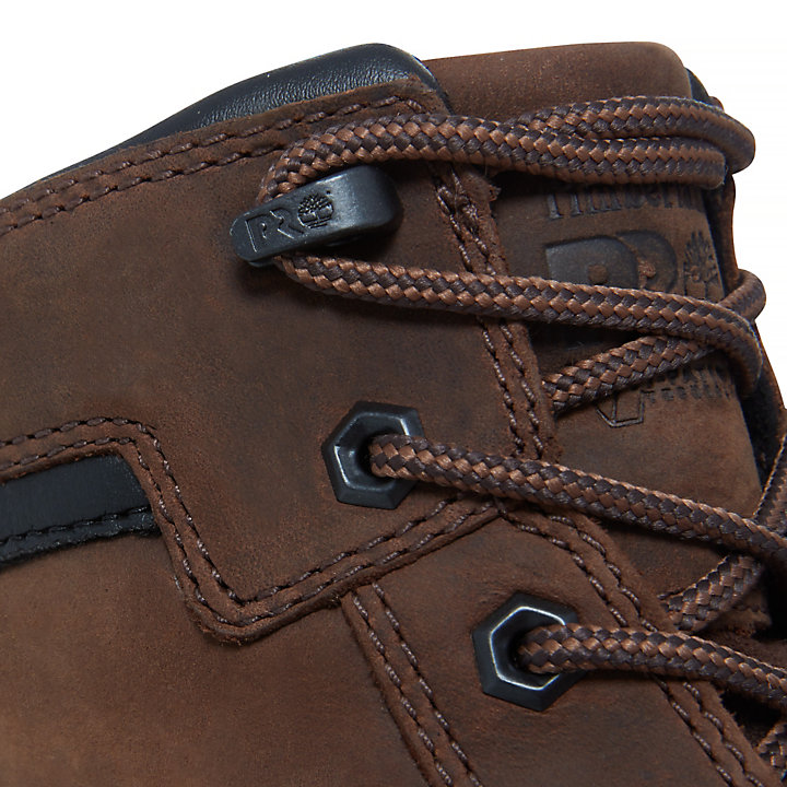 Men's Pro Workstead Shoe Brown-