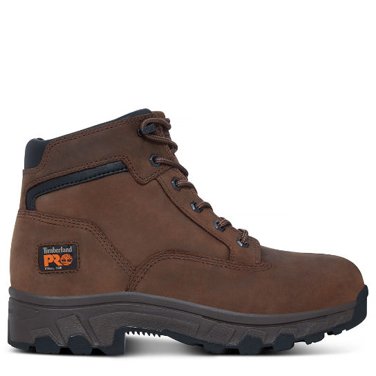 Men's Pro Workstead Shoe Brown | Timberland