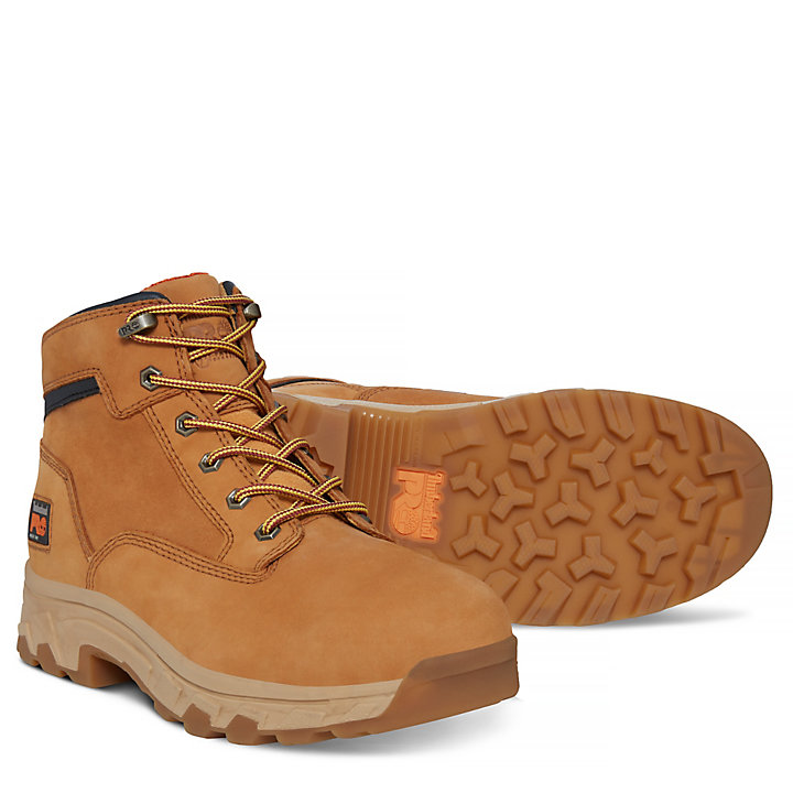 Pro Workstead Shoe Giallo Uomo-