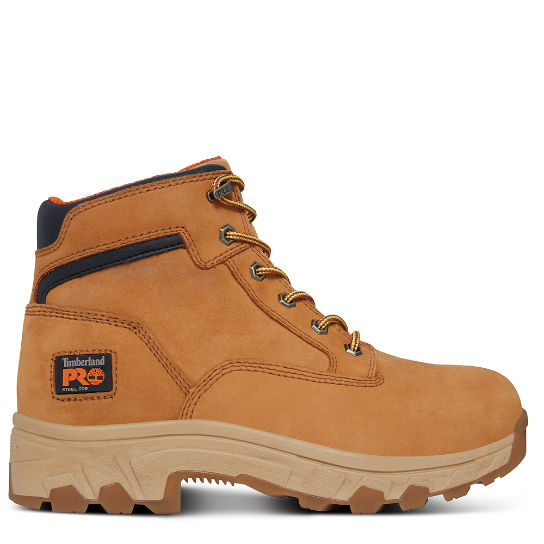Men's Pro Workstead Shoe Yellow | Timberland