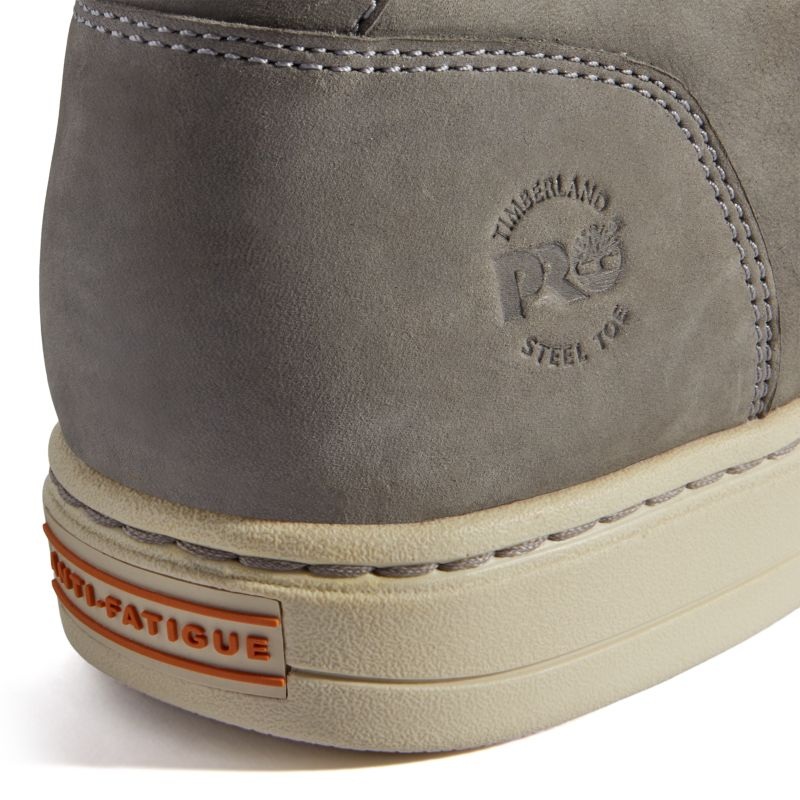 Timberland - pro disruptor worker shoe grau - 6