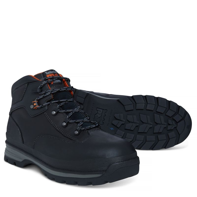 Timberland - pro euro hiker worker boot - 3