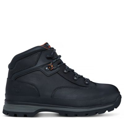 Pro+Euro+Hiker+Worker+Boot+Zwart+Heren