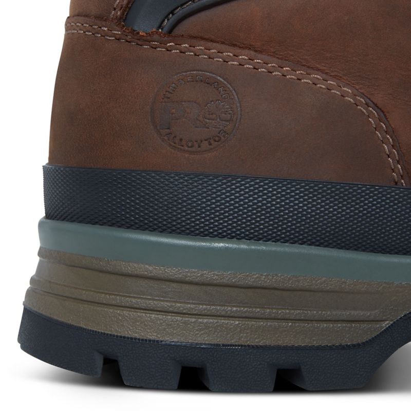 Timberland - pro euro hiker worker boot - 8