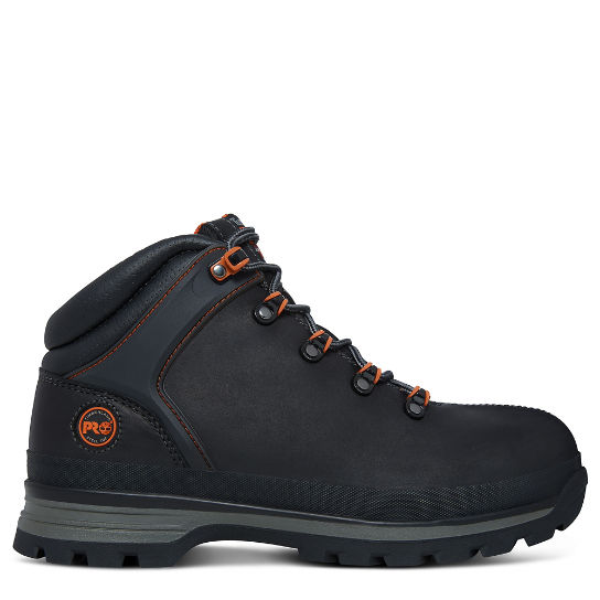 Men's Pro Splitrock Worker Shoe Black | Timberland