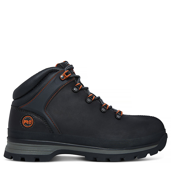 Pro Splitrock Worker Shoe Homme noir-
